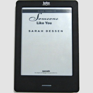 Image of a e-Reader.