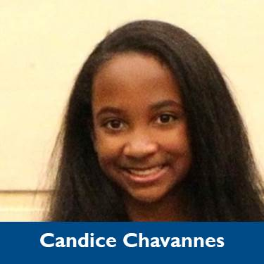 Picture of Candice Chavannes.