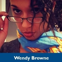 Picture of Wendy Browne.