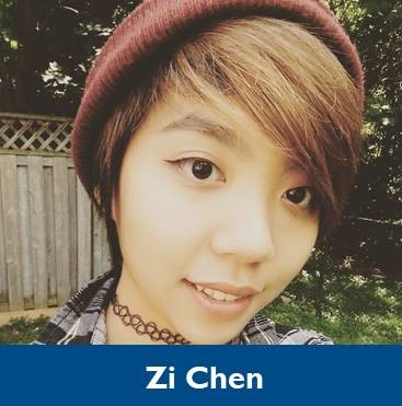 Picture of Zi Chen.