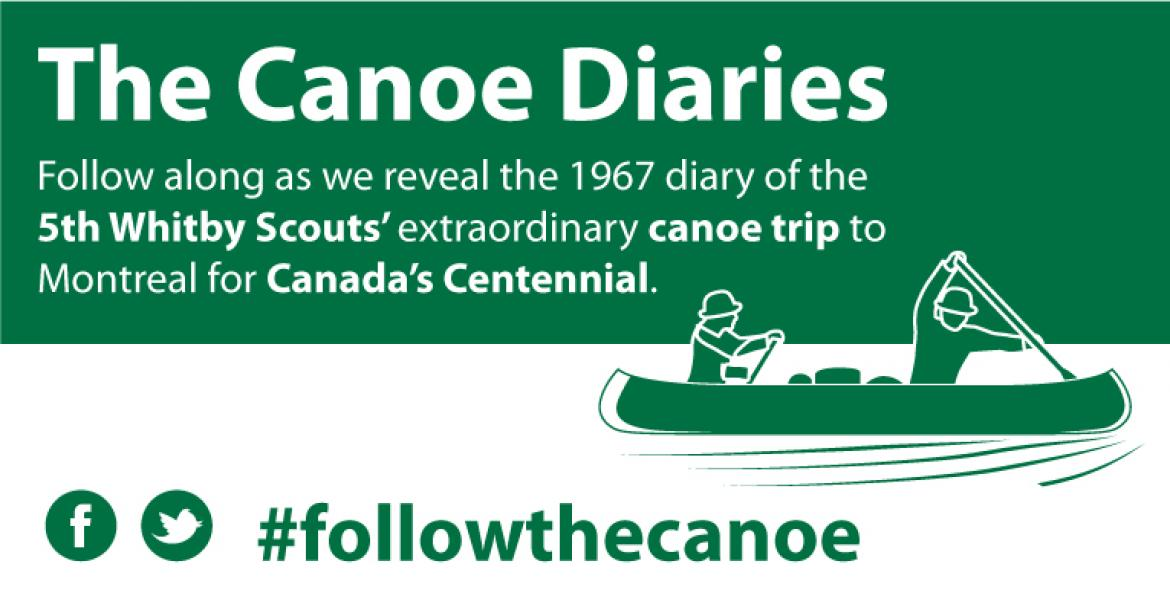 Image of The Canoe Diaries.